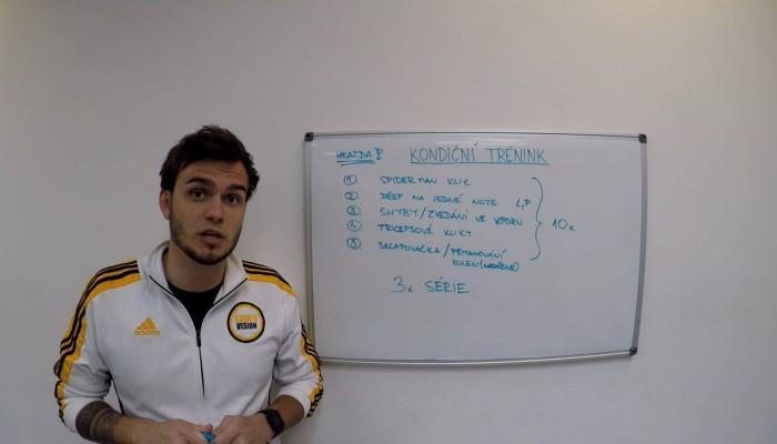 Kondiční trénink - síla
